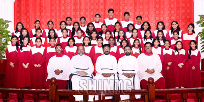 Sharjah Marthoma Church Choir